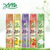 Water/alcohol based aerosol clean air air freshener