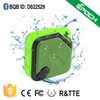 new design waterproof Bluetooth portable mini speaker with usb charger/ FM