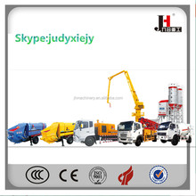 best price concrete pump with good quality for sale to Philippines