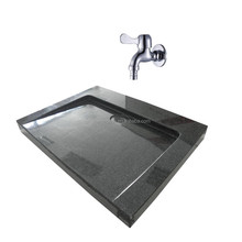 DOMO Cheap Absolute Black Granite Sinks,stone basin,marble sink