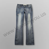 Wholesale Ecuador d Jeans Clothing Factories in China Plump Lady Good Quality Plus Size Bell Bottom Denim Jeans Pants