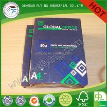 export higher brightness a4 copypaper manufacturer