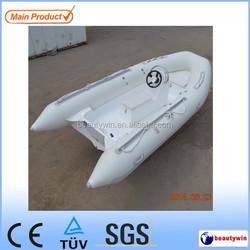 inflatable fiberglass rowing boat
