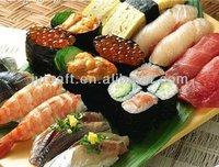 fake food with fake sushi design model for imitate food display