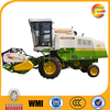 wheel type wheat combine harvester 90hp wheat harvesting machinery with 2.36M cutting width