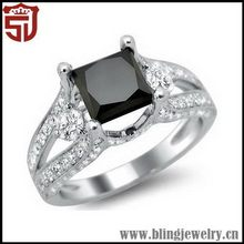 High Quality New Products Exquisite Silver Rings Jewelry