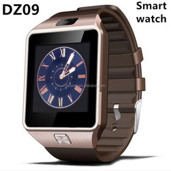 Factory Supply Hot Selling Dz09 Smart watch U8 Gt08 dz09 sim card Smart Watch phone With Lowest Prices