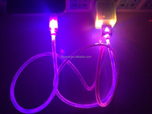 led cable with 5 colors changing Hot selling
