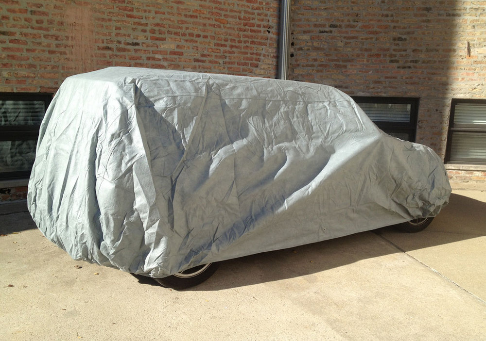 hail proof protection car cover