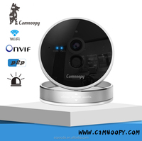 Smart Phone Remote Control PIR P2P Wireless 720P H.264 32G tf Card wireless Cube IP Security Camera
