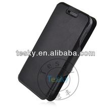 For Lenovo A390 Phone PU Leather Case Flip Folio Cover Hard Cover Sleeve