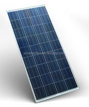 TUV certificated solar panel polycrystalline 100w 18v