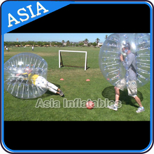 Top Quality Amazing 100% 1.0mm PVC/TPU Soccer Bubble, Recreational Soccer, Wholesale Ball Pit Palls For Leisure Time
