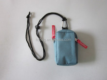 promotional 600D polyester mobile phone bag