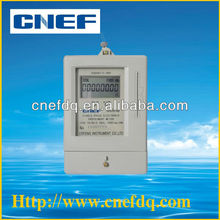Single phase electronic prepayment energy meter
