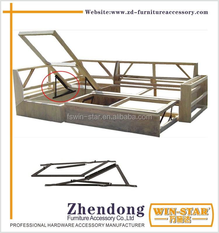 Alta calidad Estructura de cama de elevación,Ascensor Cama de ...