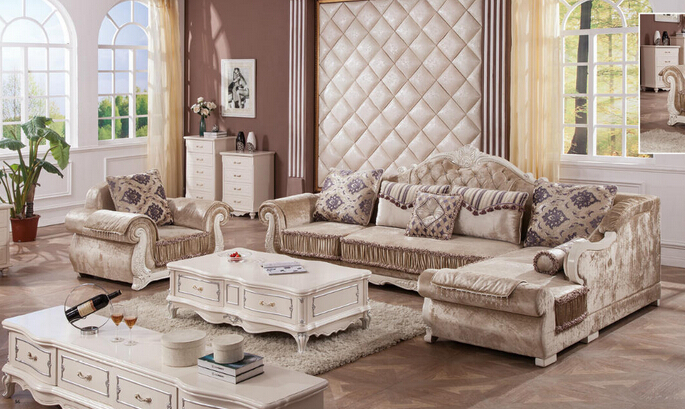 Newl Chesterfield Corner Sofas With Fabric 9807 Buy