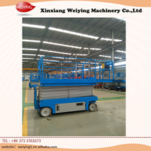 300kg Hydraulic scissor mobile lifts for man