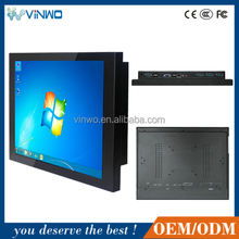 Factory Price 15 Inch Rugged Industrial Best Price High Configuration Panel PC