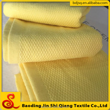 100% cotton soft terry pure dyed promotional towel yellow bath towel