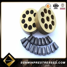 Wholesale Post Tensioning Prestressed Cable Anchor for Construction