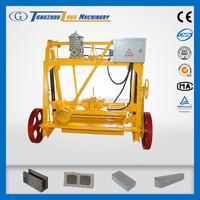 low cost block machine QT40-3B breeze block making machine