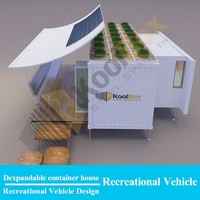 Koolbox modern container homes 40ft, luxury container house price, cabin house for sale