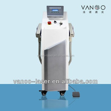 Clinic use 1064 nm 532nm alexandrite laser nd-yag Q-swithed laser tattoo removal beauty machine