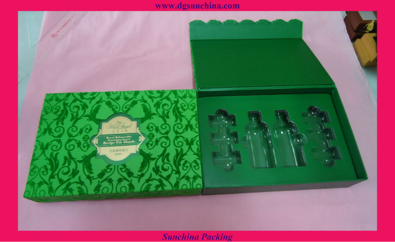 Luxury Perfume Box for Cosmetic Packaging