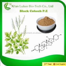 100% Natural Black Cohosh Extract/Pure Black Cohosh Extract/Cimicifuga Racemosa P.E.