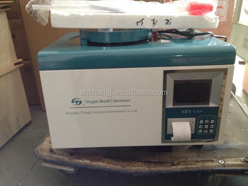 Calorimeter Bomb Manufacturer Automatic Oxygen Bomb Calorimeter Oxygen Bomb Calorimeter Microprocessor