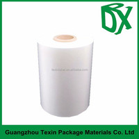 Top quality heat resistance clear OPP plastic stretch wrap shrink film