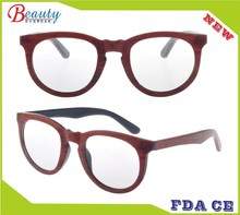 Can be change to polarized lens wood sunglasses