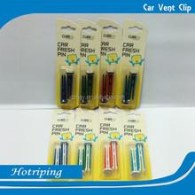 Air clean product freshener car vent sticker air refresh(XM)