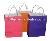 2012 fashion hand paper bags