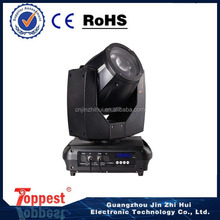 Toppest magic the gathering 5r beam 200 moving head light