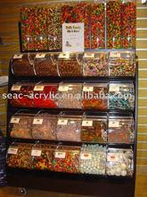 candy& sweet display rack,sweet&candy box