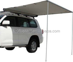New Camping Outdoor gazebo awning for car prices/side vehicle awning with room for sale