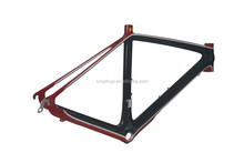 Factory direct sales Super light 56cm road bike frame carbon made in taiwan Insurance has been purchased