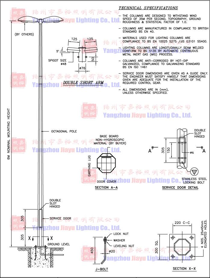 Jkr standard specification for electrical