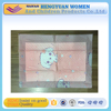 OEM cute disposable pet underpads,super absorbent soft dog underpad