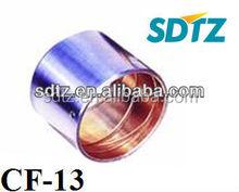 Thin bimetal Bearing CF-13/Thin wall sleeve bronze Bushing CF-13