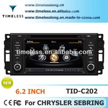 Special for Chrysler Sebring /Dodge /Jeep Car DVD GPS Navigation