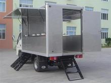 food truck body/box mini food transport truck body/box