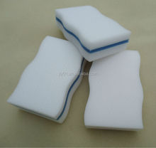 high density melamine cleaning sponge