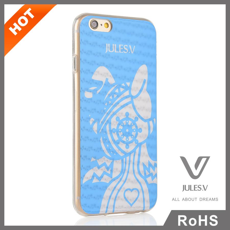 (Julesve.V) Phone case 3d custom design Hot sale DIY cell phone cover for iphone 6s