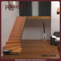 indoor modern wooden staircases | stairway