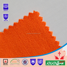 ECO friendly Excellent T/C 20*16 250gsm oil repellent and waterproof and fire retardant cloth