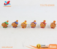 dollar items wholesale new mini toys for capsule wind up animals vending capsules toy