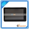 7 pulgadas google andriod 2.1 para la pantalla táctil tablet pc negro